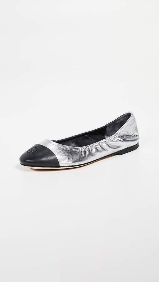 ebd0211b3 Tory Burch Leather Sole Women s flats - ShopStyle