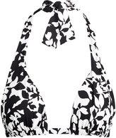 Ralph Lauren Floral-Print Bikini Top