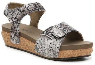 Boutique By Corkys Cargo Wedge Sandal
