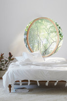 Urban Outfitters Knotted Washed Cotton Duvet Cover