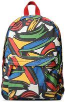 Stella McCartney paint strokes bang backpack