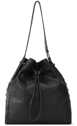 The Sak Collective Grenada Triangle Bucket Bag