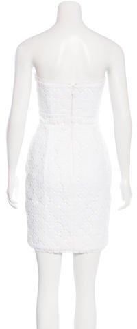 Andrew Gn Sleeveless Mini Dress w/ Tags