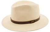 Borsalino Medium-brim Panama Hat