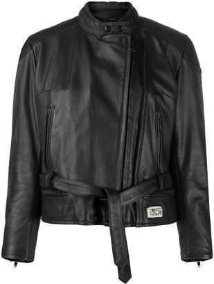 A.N.G.E.L.O. Vintage Cult 1990s Belted Jacket
