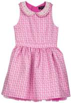 Juicy Couture Dainty Daisy Jacquard Dress for Girls