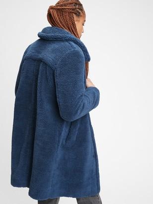 Gap Sherpa Overcoat