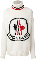 Moncler Gamme Rouge Wool Highneck Sweater