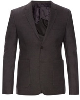 Acne Studios Stan Checked Wool Blazer