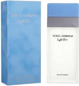 Dolce & Gabbana Women's Light Blue 3.3Oz Eau De Toilette Spray