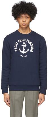 Harmony Navy Yacht Club Positano Sael Sweatshirt