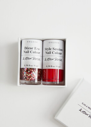 And other stories Two Pack Nail Polish Gift Set