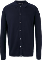 Theory Berner cardigan - men - Wool - L