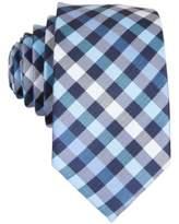 Original Penguin Odo Plaid Skinny Tie