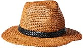 O'Neill Junior's Valley Panama Paper Straw Hat