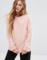 Glamorous Oversized Snuggle Sweatshirt