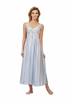 Shadowline Women's Size Sleeveless Nightgown