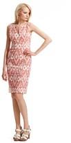 """Anne Klein Dress """"Turkish Weave"""" Seamed Sheath Dress"""