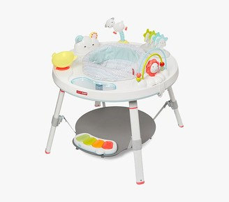 Pottery Barn Kids Skip Hop Silver Lining Cloud Baby's View 3-Stage Activity Center