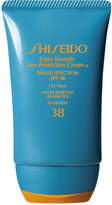 Shiseido Extra Smooth Sun Protection Cream For Face SPF 38