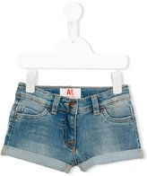 American Outfitters Kids - denim shorts - kids - Cotton/Polyester/Spandex/Elastane - 6 yrs