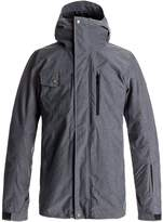 Quiksilver Mission 3-In-1 Hooded Jacket - Men's