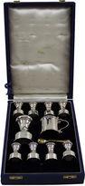 One Kings Lane Vintage Sterling Silver Condiment Set