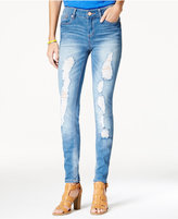 Ripped Skinny Jeans For Girls - ShopStyle