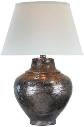 Viga, Inc. Saguaro Table Lamp, Copper Steel