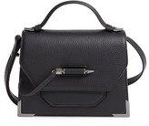 Mackage Keeley Leather Satchel - Black