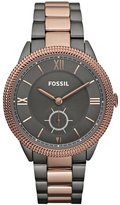 Fossil Women's Sydney ES3068 Two-Tone Stainless-Steel Analog Quartz Watch with Dial