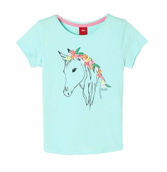 S'Oliver Girls' 403.10.004.12.130.2038162 T-Shirt