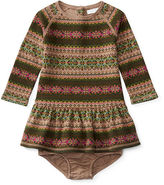 Ralph Lauren French Terry Dress & Bloomer