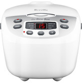 Breville BRC460 Rice Box Rice Cooker 10-Cup