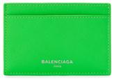 Balenciaga Leather Card Case