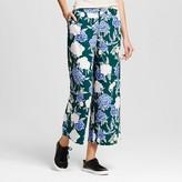 Merona Women's Printed Wide Leg Pant