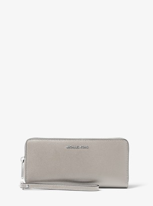 MICHAEL Michael Kors Saffiano Leather Continental Wallet