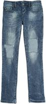 Diesel Destroyed Stretch Denim Jeans