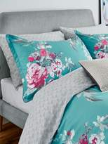 Joules Aquarelle beau bloom oxford pillowcase