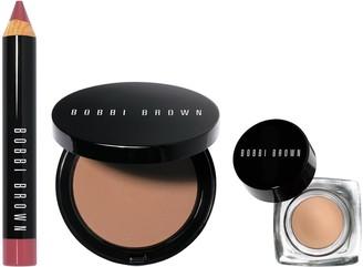 Bobbi Brown Bronzing Powder, Cream Shadow & ArtStick Kit