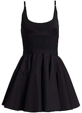 Alexander Wang Women's Poplin Fit-&-Flare Dress