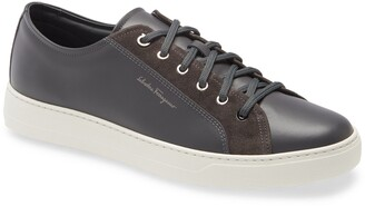 Salvatore Ferragamo Ramblas Low Top Sneaker