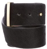 By Malene Birger Ponyhair Waist Belt w/ Tags