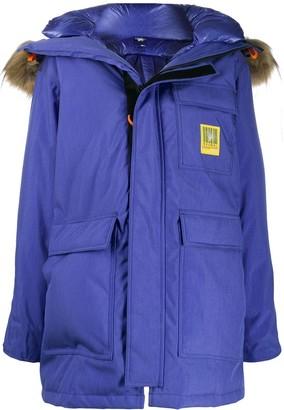 BRUMAL Hooded Down Coat