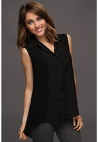 Kenneth Cole New York - Gretchen Blouse (Black) - Apparel