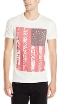 French Connection Men's Grung Flag Tee