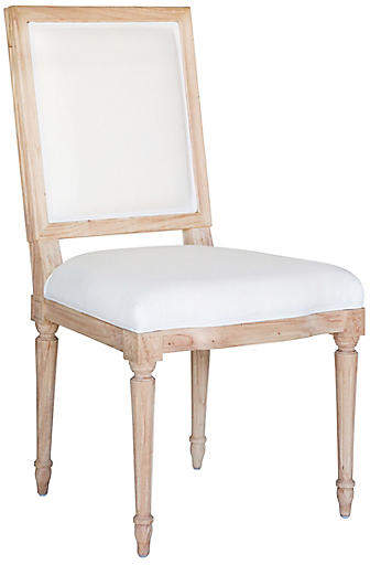 Ave Home Bienville Side Chair - Natural