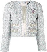 Marc Jacobs - veste en tweed à