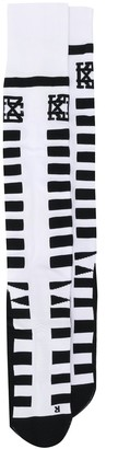 Kokon To Zai Long Colour-Block Socks