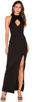 Nicholas Diamond Cut-Out Gown